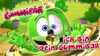 The Gummy Bear Song - Long German Version - Gummibär