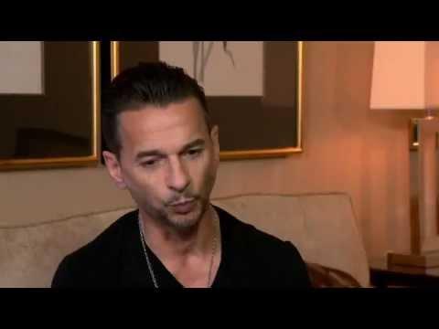 Dave Gahan (Depeche Mode) interview 2013