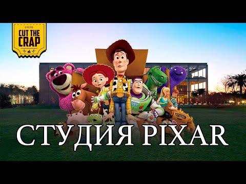 Pixar изнутри