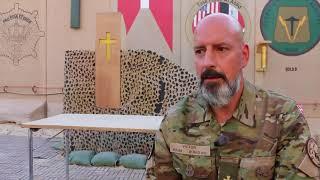 Feltpræst i Irak