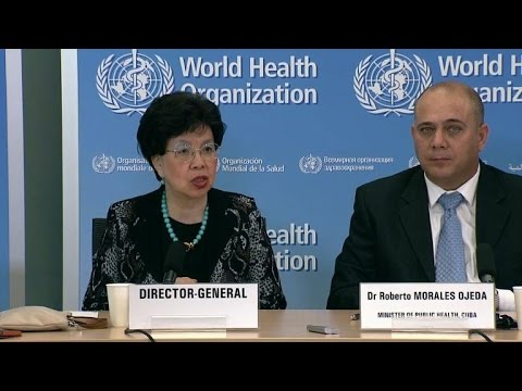 Cuba offers to send 165 to Ebola-affected Africa