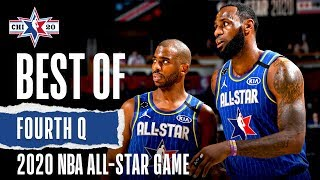 Best Of The Fourth Quarter | NBA All-Star 2020