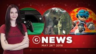 New Xbox One More Powerful Than PS4? & Last Guardian Details! - GS Daily news