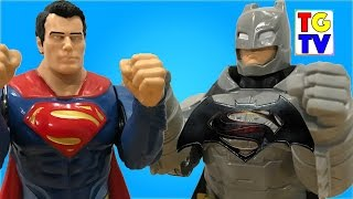 Batman vs Superman Toys Dawn of Justice Super Hero Game