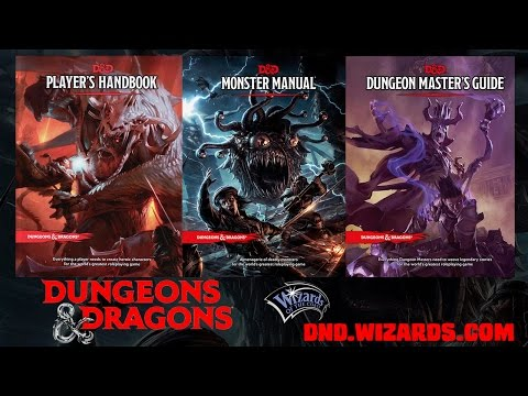 Game Geeks #250 Dungeons and Dragons 5th edition