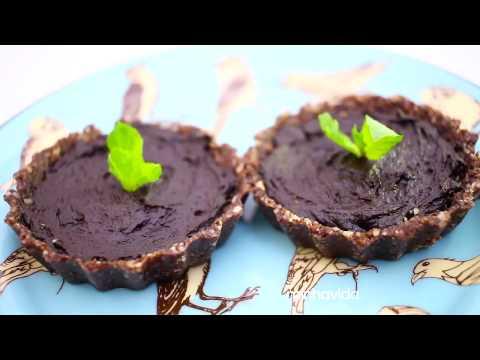 Tortinha De Chocolate Funcional: Deliciosa E ótima Opção Para A Dieta