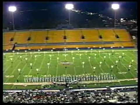 Enid High School Marching Band fall of 1996
