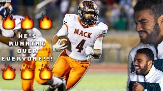Unknown Running Back *EMBARRASSES* The Competition!!!
