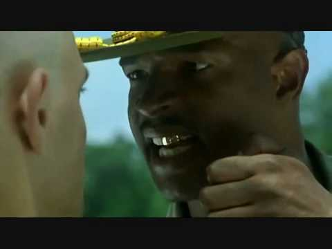 Major Payne White On Rice Glass Of Milk Paper Plate Snow Storm.wmv