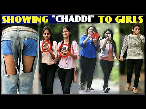Epic FATA HUA STYLISH PANT PRANK on hot girls !! Prank in india !! jaipur youtubers !! 3 jokers