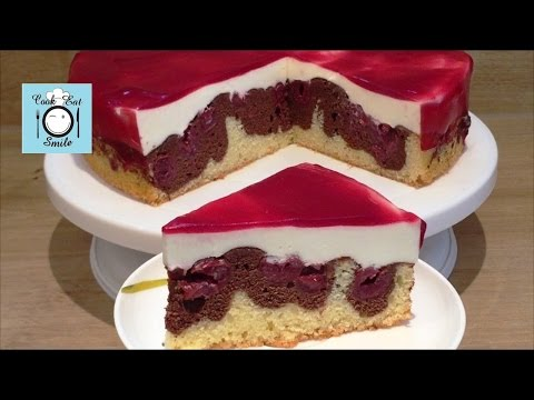 Замечательный торт Красная Шапочка