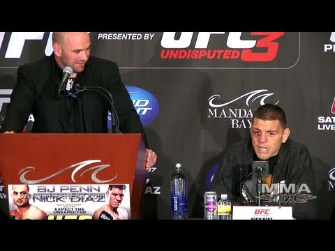 UFC 137 Post-Fight Press Conference (complete + unedited)