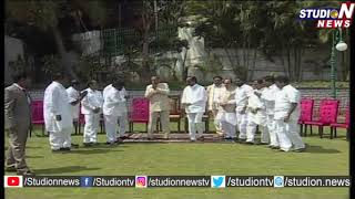 CM  KCR Photo Session With Newly Elected MLAs