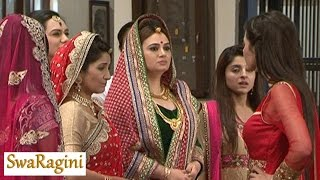 Swaragini | Ragini saves Maheshwari family & Interview