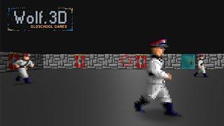 Wolf.3D - Oldschool Wolfenstein 3D clone in Unity 3D [WIP]