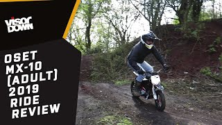 Oset MX-10 (Adult) Electric Mini Dirt Bike 2019 Review