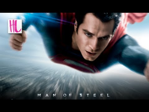 Man of Steel Film Review - Henry Cavill Superman