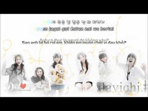 [DETVN][Vietsub+Hangul+Romaji] Is love that foolish - Davichi