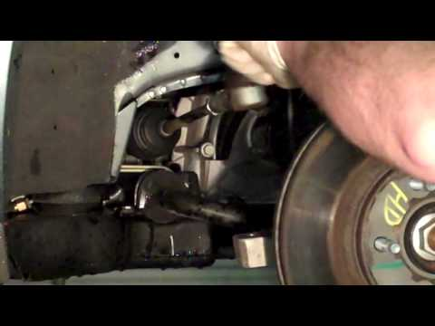 DIY Outer Tie Rod End Replacement