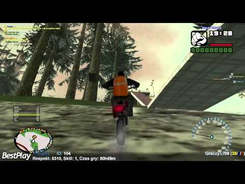 Atrakcje w Zagrajmy w Multi Theft Auto - MTA : San Andreas - # 09