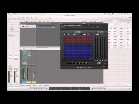 LCAST Loudness Meter Introduction