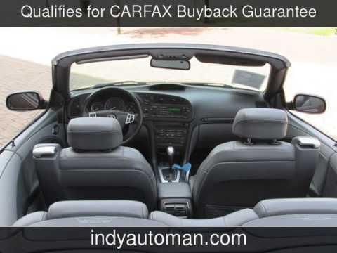 2005 Saab 9-3 Aero Used Cars - Carmel,Indiana - 2015-04-16