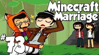 Minecraft Marriage Ep.73 | A nice, see you later!