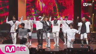 [KCON 2018 NY] Stray Kids - INTRO + District 9ㅣKCON 2018 NY x M COUNTDOWN 180705 EP.577