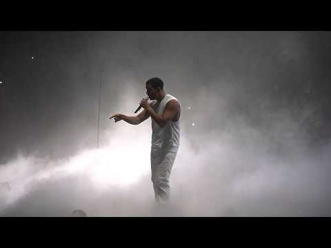 Drake - Hold On, We're Going Home (live Ziggo Dome, Amsterdam) Hd video