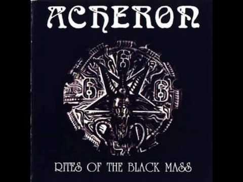 Acheron - Cursed Nazarene