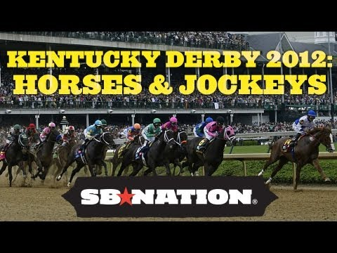 Kentucky Derby 2012: Horses and Jockeys