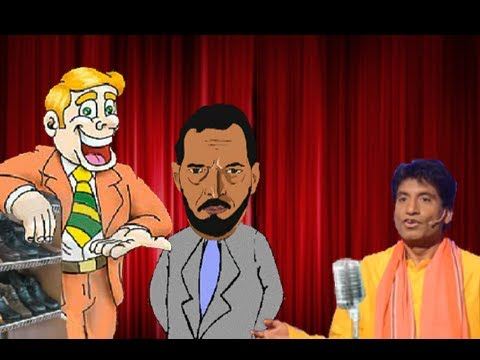 Raju Srivastav Comedy Show - Nana Patekar At A Shoe Shop!