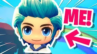 Becoming an Anime.. (Maple Story 2)