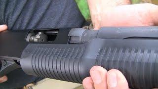 Savage Arms Stevens 320:  Budget Tactical 12 Gauge Shotgun