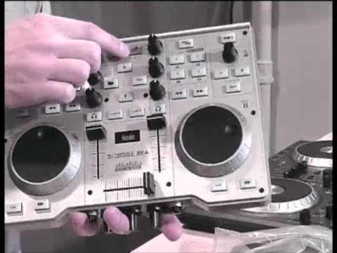 Сравнение бюджетных dj-контроллеров: Hercules, Numark.