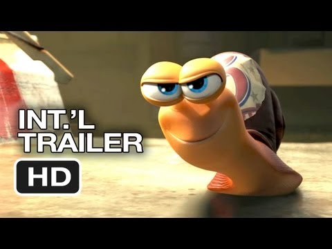 Turbo International TRAILER 1 (2013) - Ryan Reynolds, Snoop Dogg Movie HD