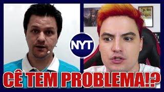 Rogério Betin XINGA crianças e Felipe Neto DETONA o YouTuber
