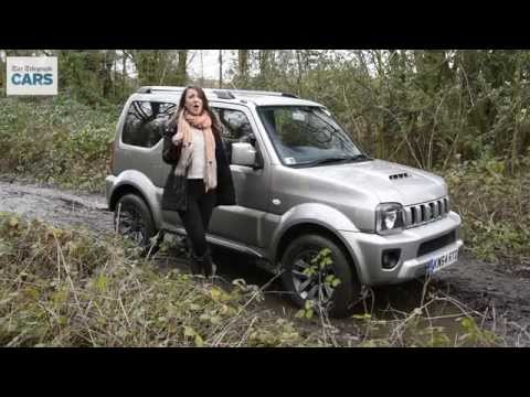 Suzuki Jimny 2015 review: small. but tough   TELEGRAPH CARS