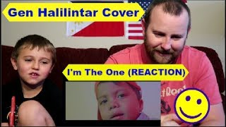 download lagu Gen Halilintar Cover I'm The One  Reaction  gratis