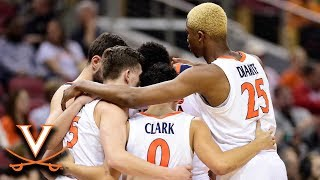 Virginia Survives Against Oregon And Advances