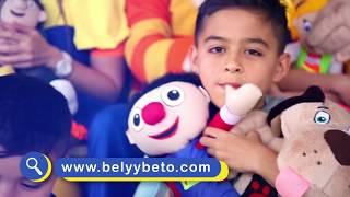 Jugando en Sky Kids - Bely y Beto