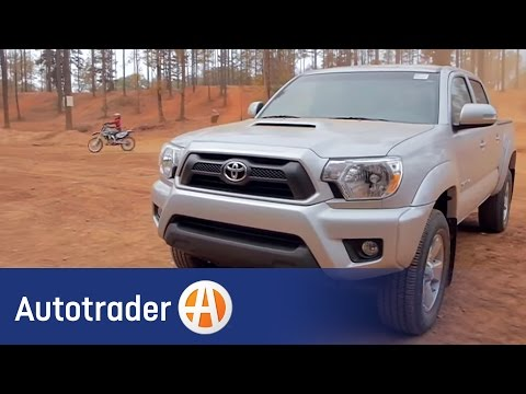 2013 Toyota Tacoma - Truck   Totally Tested Review   AutoTrader.com