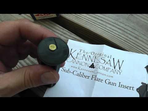 .22 Cal Flare Gun / Pistol Insert