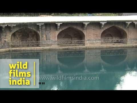 Verinag Water Spring: Source of River Jhelum