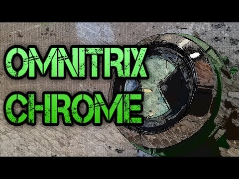 Ben 10: Chrome Omnitrix X10 Review (REMAKE)