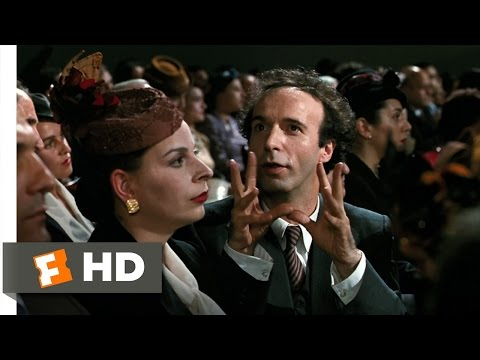 Life is Beautiful (1/10) Movie CLIP - A Night at the Opera (1997) HD