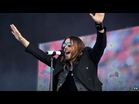 30 Seconds To Mars - Do Or Die (Live @ Download Festival, 2013)