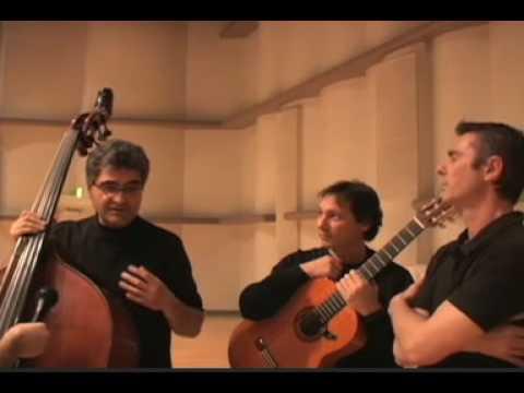 Renaud Garcia-Fons Trio US Tour March 2010.mov