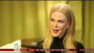 Nicole Kidman BBC Interview pt 2