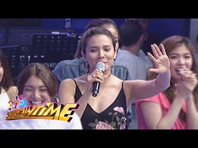 It's Showtime: Vice Ganda gets mad at Team Nadine